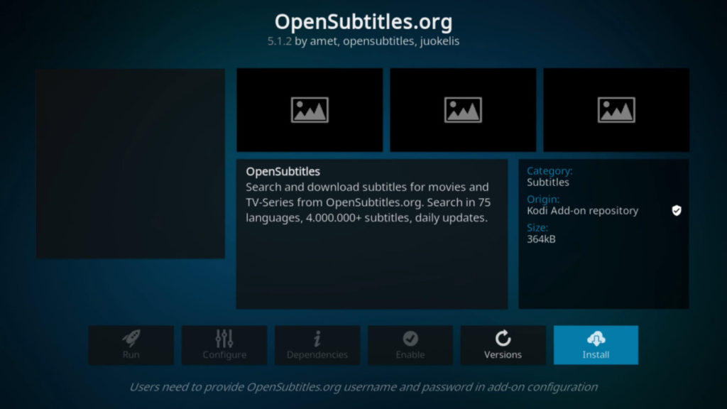 How to get Subtitles for Kodi on Firestick? How to Use OpenSubtitle and Subscene Subtitles? 7