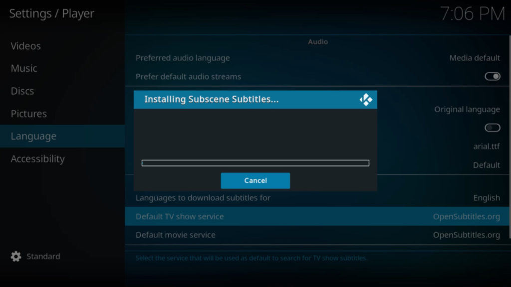 How to get Subtitles for Kodi on Firestick? How to Use OpenSubtitle and Subscene Subtitles? 27