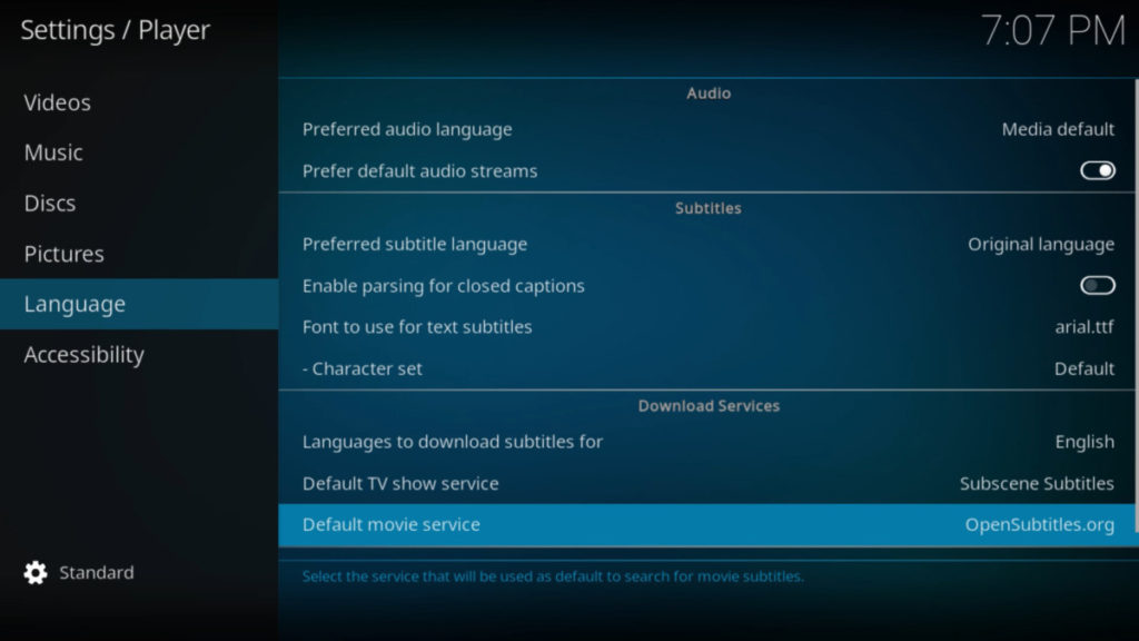 How to get Subtitles for Kodi on Firestick? How to Use OpenSubtitle and Subscene Subtitles? 28