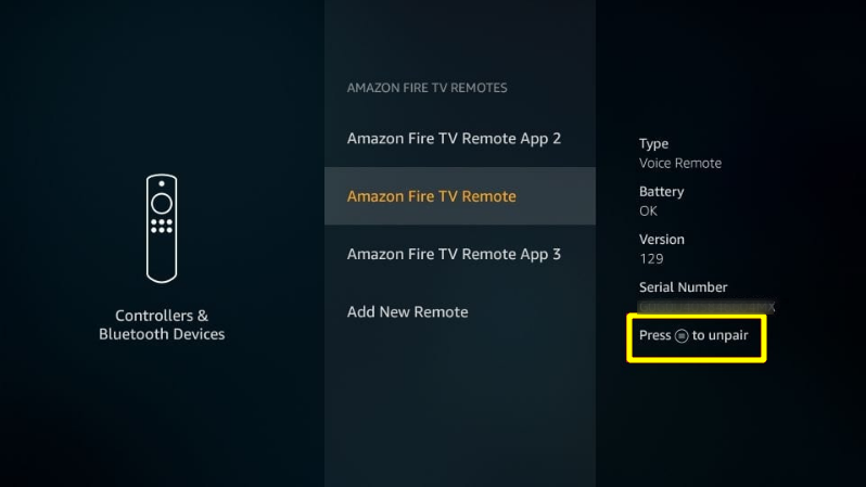 Fire TV & Firestick Remote Not Working - How to Pair, Troubleshoot and Fix It? 12