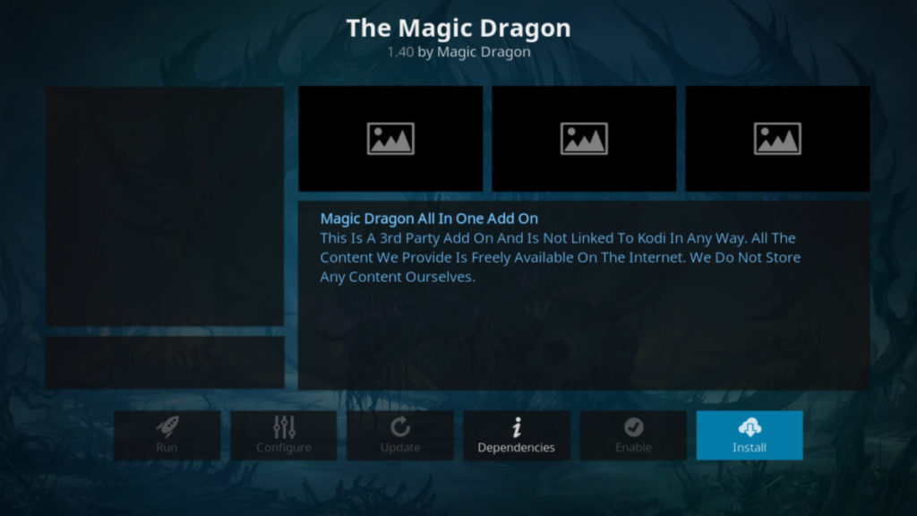 How to Install The Magic Dragon Add-on on Kodi   A Step by Step Guide and much more 24
