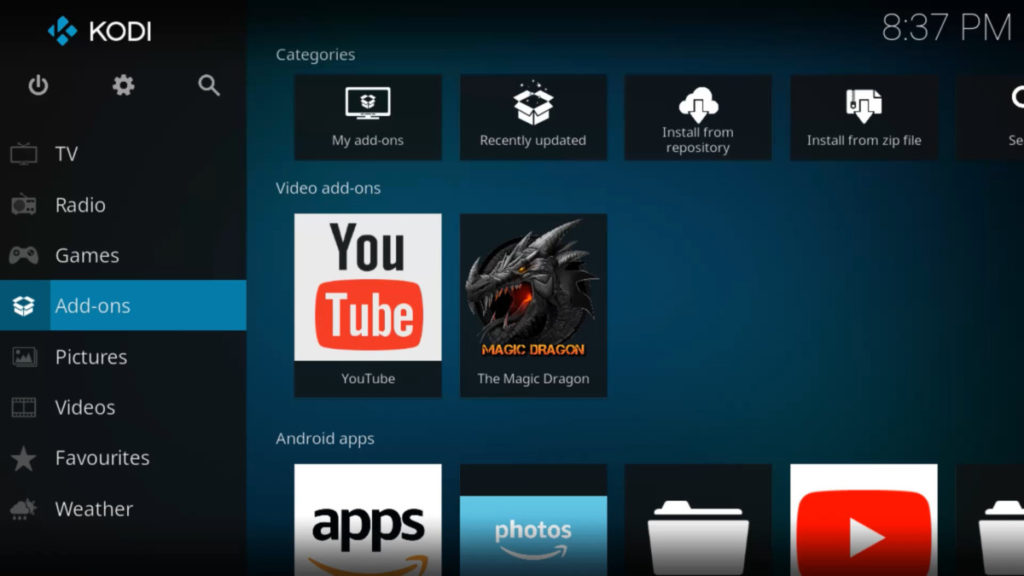 How to Install The Magic Dragon Add-on on Kodi   A Step by Step Guide and much more 27
