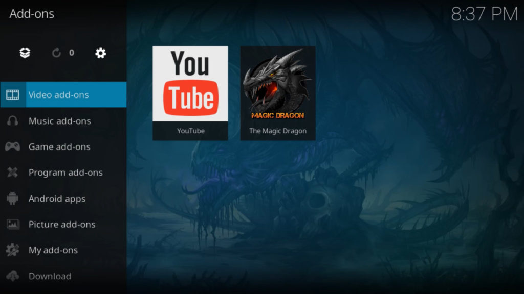 How to Install The Magic Dragon Add-on on Kodi   A Step by Step Guide and much more 28