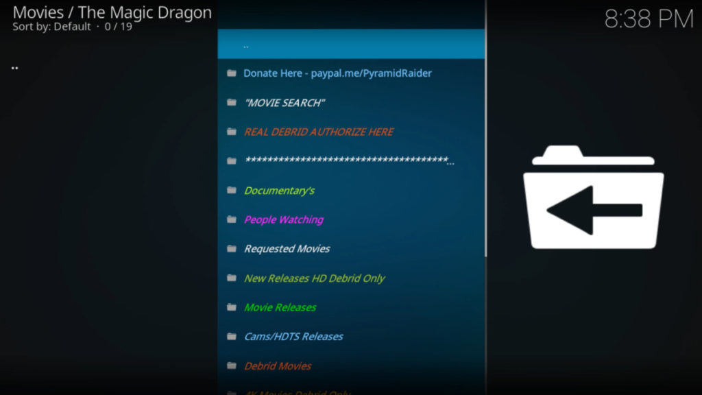 How to Install The Magic Dragon Add-on on Kodi   A Step by Step Guide and much more 30